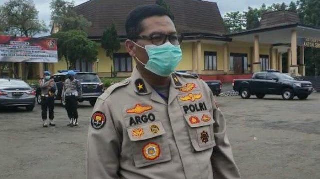 300 Siswa Polisi di Sukabumi Positif Corona, Hasil Rapid Test
