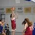 Daniela García becada  en Stenhus Basketball College