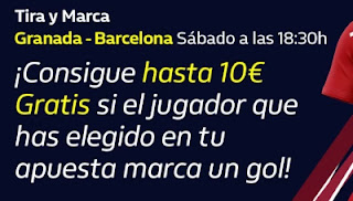 William hill promo Granada vs Barcelona 9-1-2021