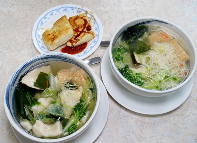 台北素食~活力屋