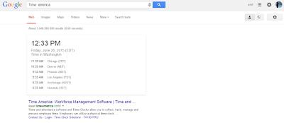 """Google Time"""