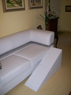 rampas para sofás