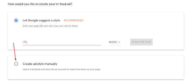 How To Add AdSense In-Feed Ads To Blogger in Hindi 2020