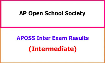 APOSS Inter Results 2021