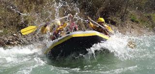 Wisata Adventure Bosamba Rafting Bondowoso