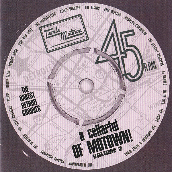With The Song Of Life: VA - A Cellarful Of Motown! ~ Volume 2 (2005)