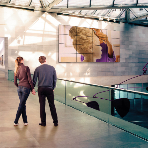 TPV Technology Unveils Complete Philips Professional Display Range at InfoComm 2019