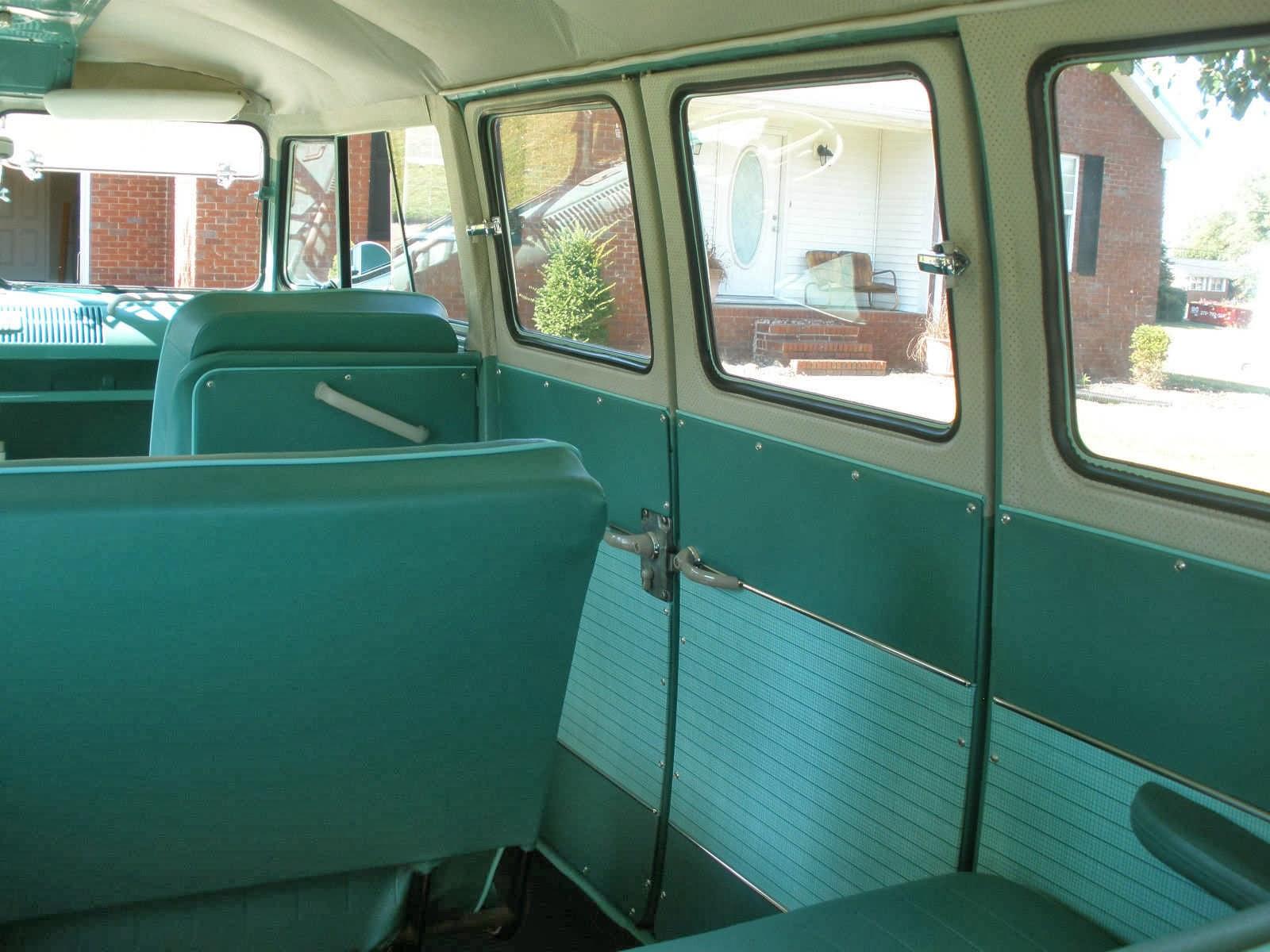 1964 volkswagen standard bus vw bus