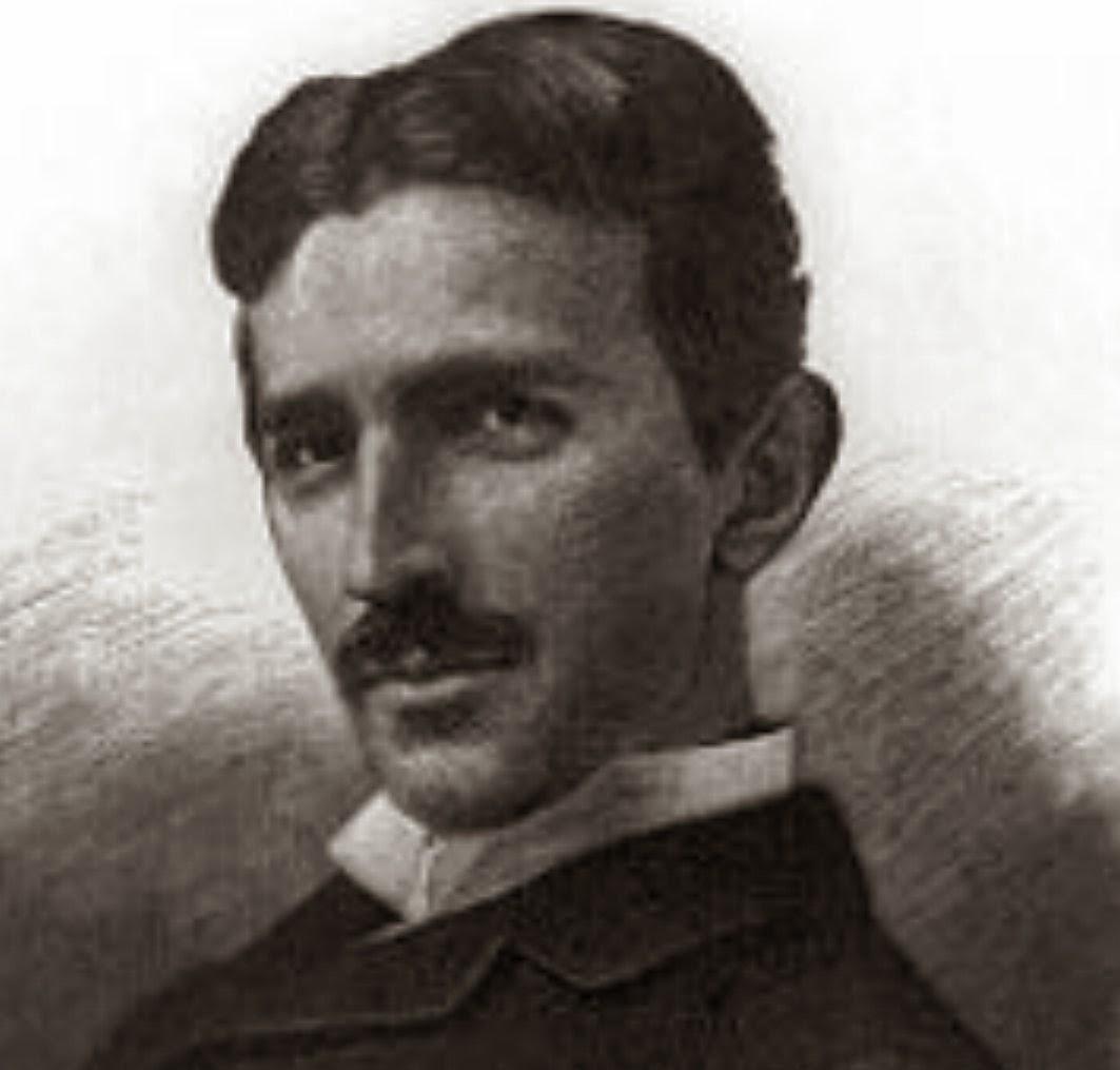 Penemu Motor - Nikola Tesla