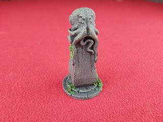 A Reaper Miniatures Cthulhu Obelisk