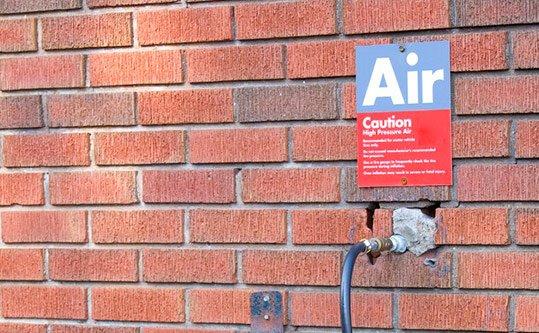 Free Air Pump