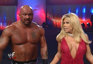 WWE / WWF Unforgiven 2000 - Perry Saturn and Terri