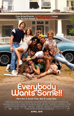 Everybody Wants Some!! 2016 DVD R1 NTSC Latino