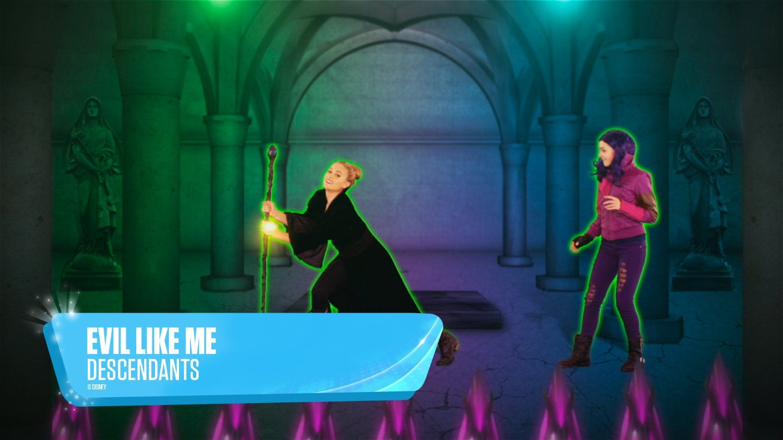 Just Dance Disney Party 2 ESPAÑOL XBOX 360 (Region FREE) (COMPLEX) 3