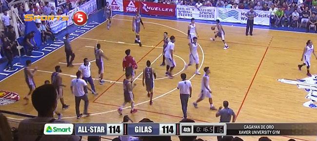 Gilas Pilipinas vs. PBA Mindanao All-Stars (REPLAY VIDEO) April 26