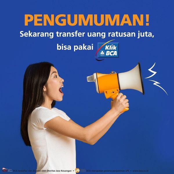 Pembayaran Pajak Mobile Banking BCA
