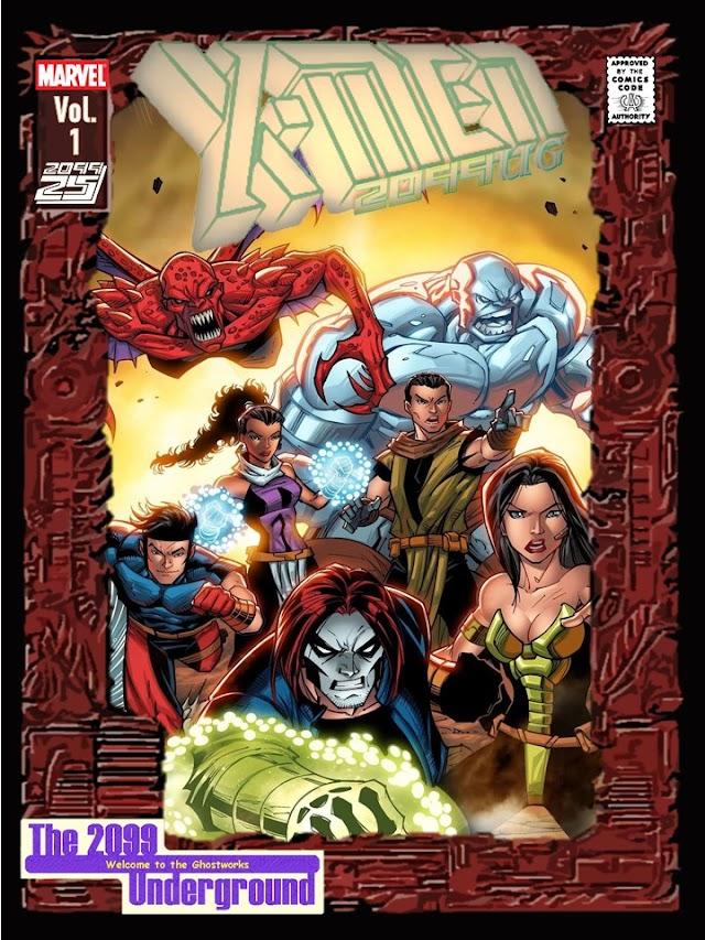 X-Men 2099UG Issue 35