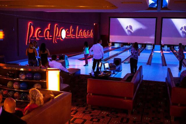 Red Rock Lanes em Las Vegas
