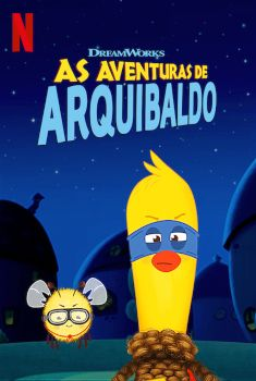 As Aventuras de Arquibaldo 1ª Temporada Torrent – WEB-DL 720p Dual Áudio<