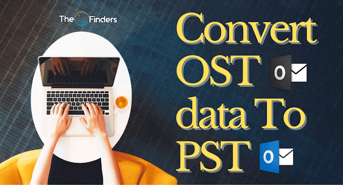 Free Method to Convert OST to PST - Easiest Way