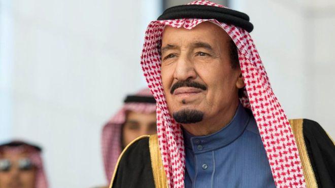 Raja Salman Setujui Penempatan Pasukan AS Di Arab Saudi
