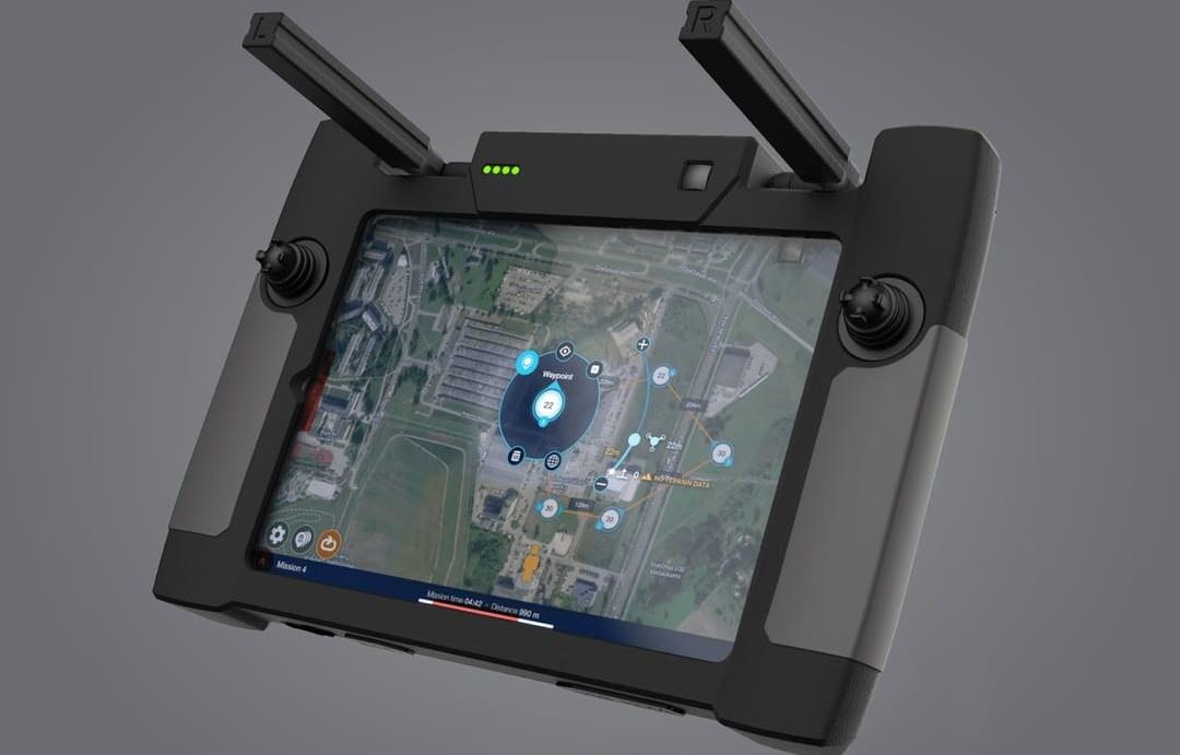 ЗСУ випробовують латвійський безпілотник AtlasPRO