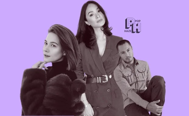 Filipino Actors, Bea Alonzo, Heart Evangelista, Derek Ramsay