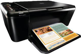HP Deskjet F4580 Télécharger Pilote Pour Windows et Mac