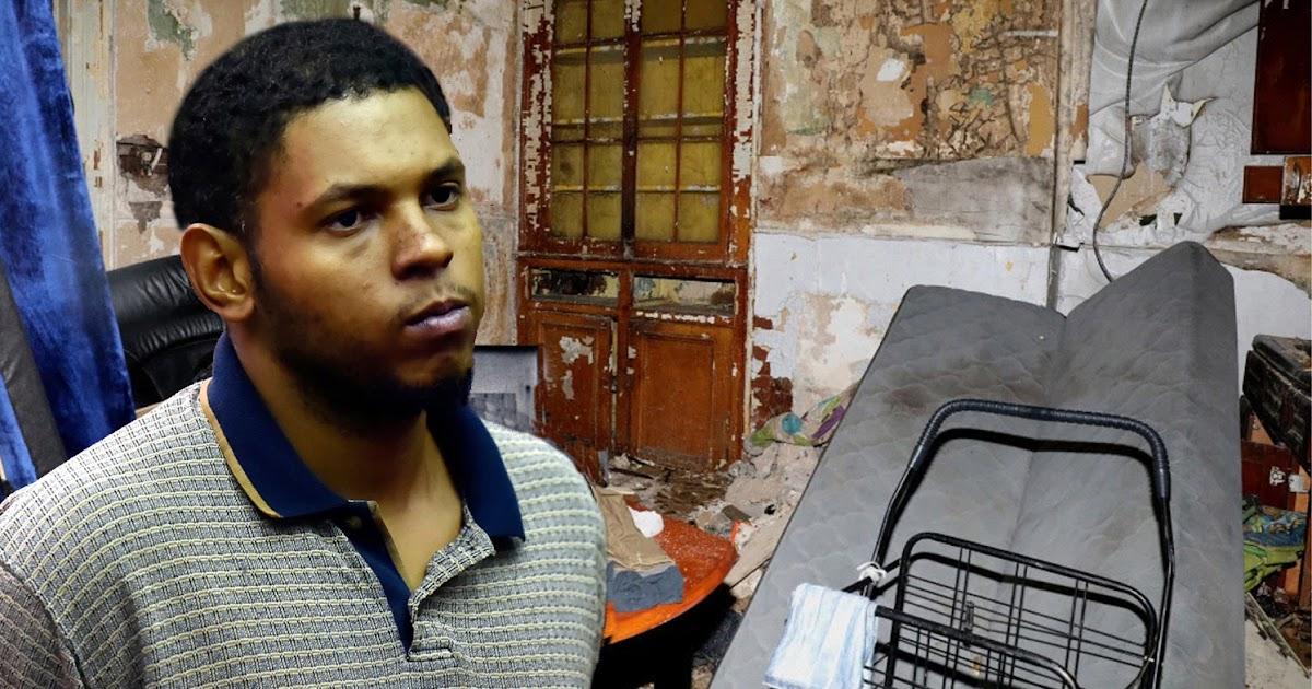 Dominicano admite asesinatos de cuatro desamparados y uno grave; vivía en casa abandonada