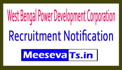 West Bengal Power Development Corporation WBPDC Recruitment
