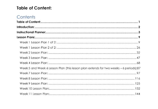 دليل المعلم تصميم صف حادي عشر فصل أول
