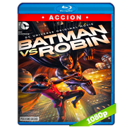 Batman vs. Robin (2015) Full HD 1080p Latino