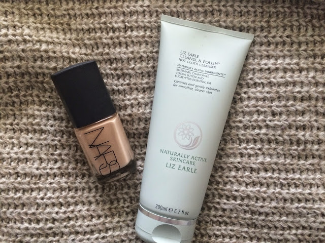Sweet allure Recent Repurchases May 2015 liz earle cleanse and polish nars sheer glow mont blanc
