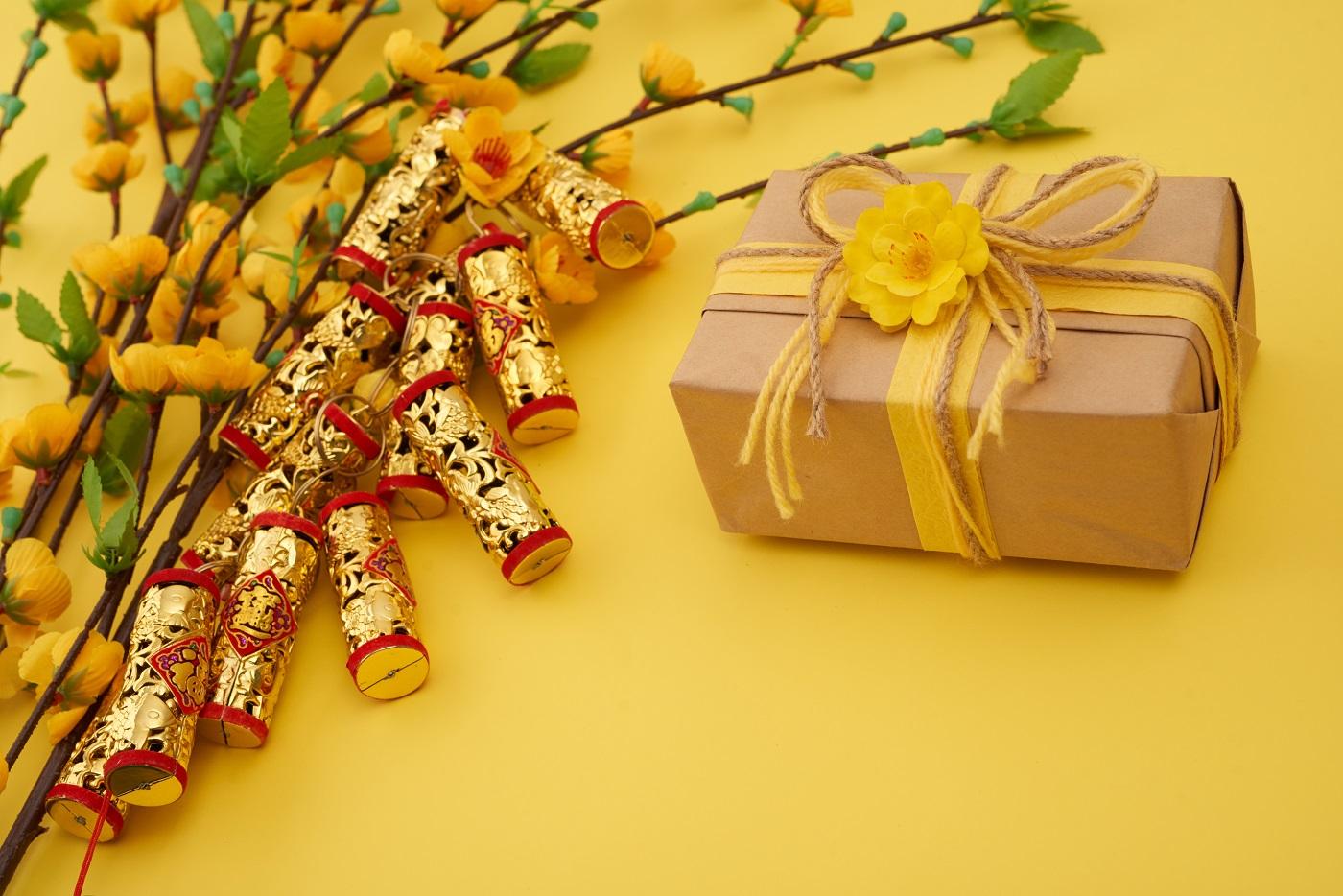 Tặng quà dịp Lễ Tết thế nào cho ý nghĩa?