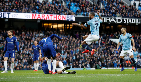Man City vs Chelsea LIVE: Premier League commentary stream, TV channel, line-ups, team news, score prediction