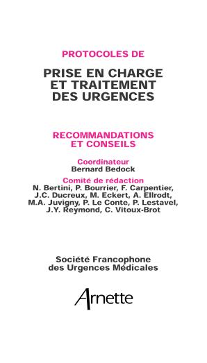Protocoles De Prise En Charge Et Traitement Des Urgences .pdf