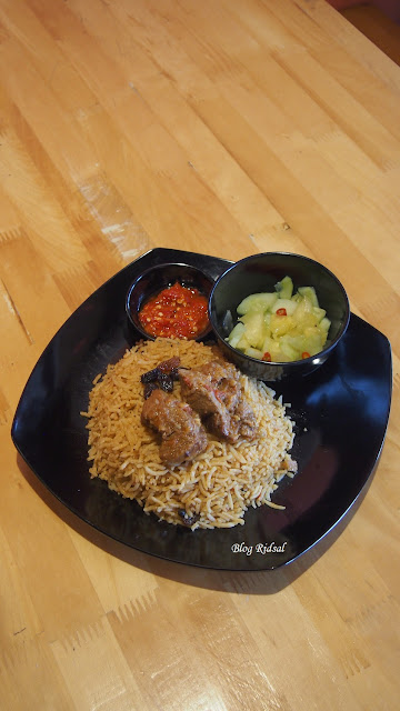 Arabian Cafe: Boleh Juga Nih Kuliner Arab - Menu 02