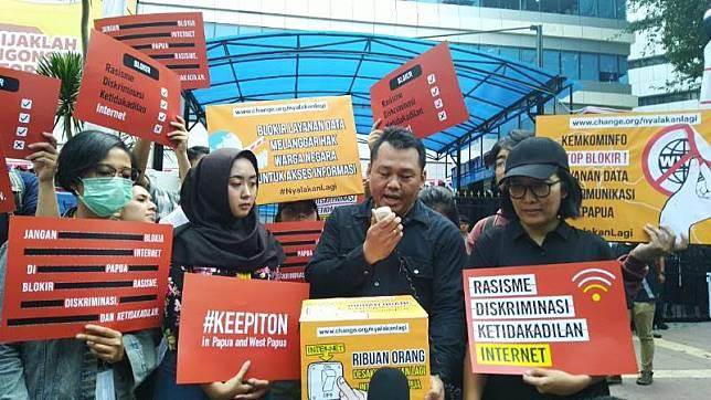 Polisi Akui Bahwa Internet Di Papua Sengaja Di Blokir Oleh Pemerintah