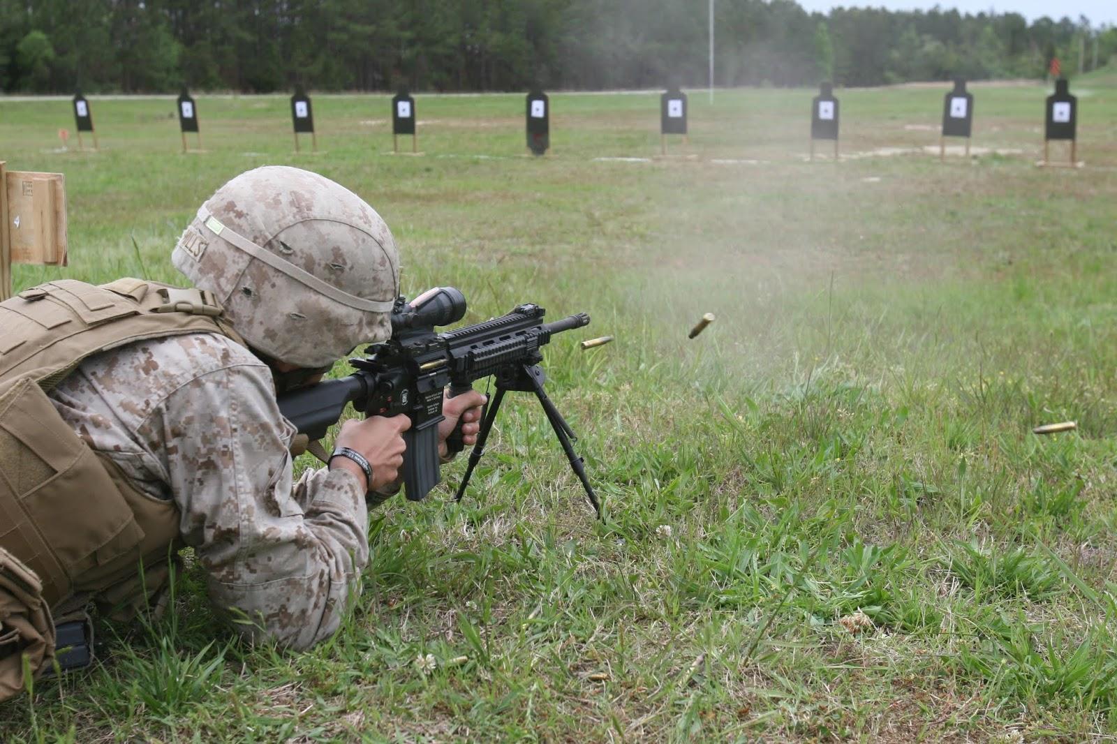 desarrollo defensa y tecnologia belica: Los Marines de EE.UU ...
