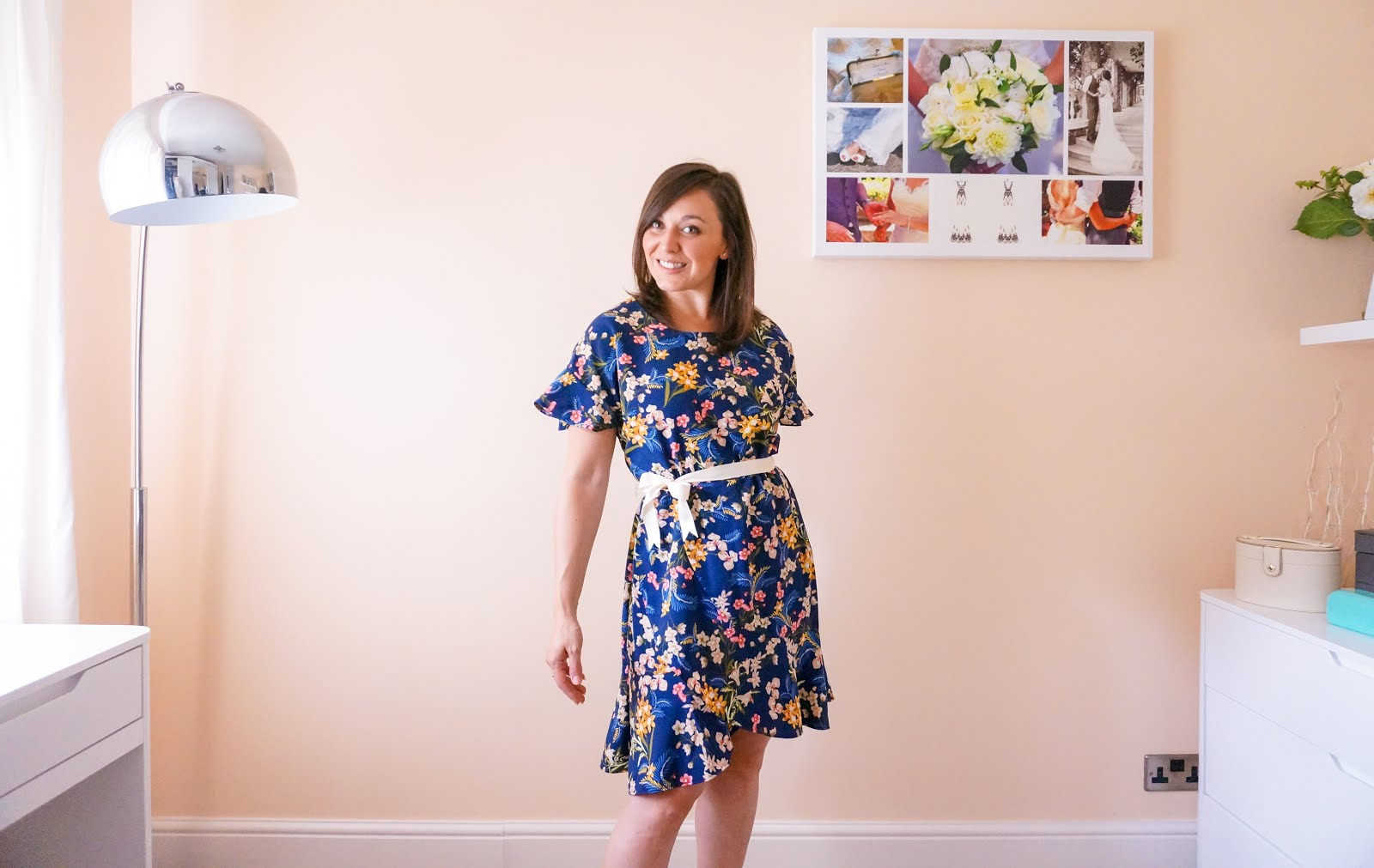 Papercut Patterns Adrift Dress pattern review