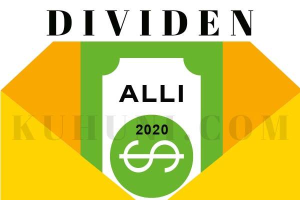 Dividen AALI 2020