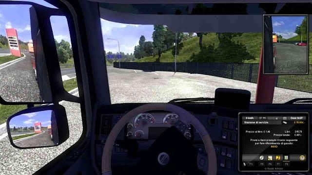 تحميل لعبة قيادة الشاحنات Euro Truck Evolution Simulator 2020 للاندرويد اخر تحديث