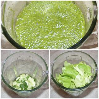 raw vegan retete, preparare mix de salata castraveti si patrunjel, bautura verde preparata la blender, preparare suc verde, sanatate, nutritie,