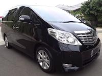 Rent Car Alphard Jakarta