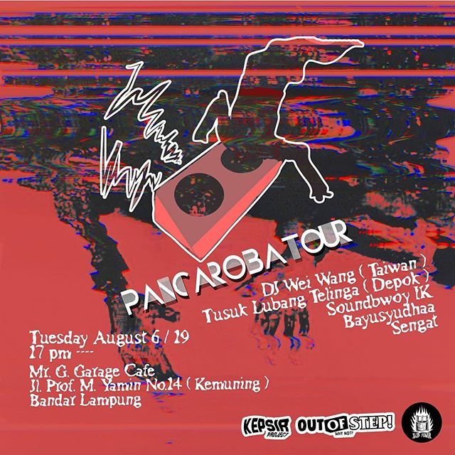 Noizz is comin to town - PANCAROBATOUR - kepsir
