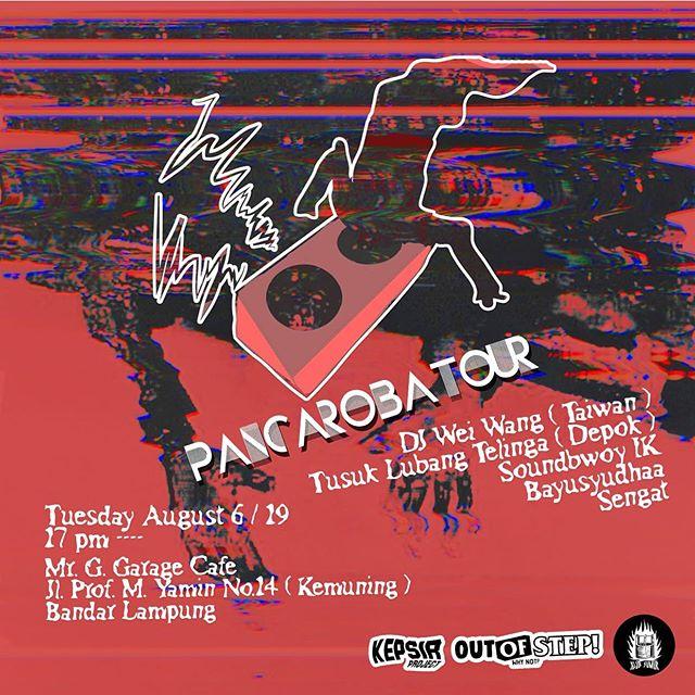 Noizz is comin to town - PANCAROBATOUR - kepsir