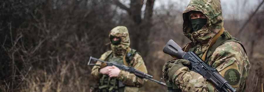Добровольці, які стали гвардійцями: Донбас