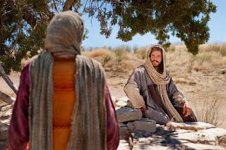 O Encontro De Uma Mulher Samaritana Com Jesus