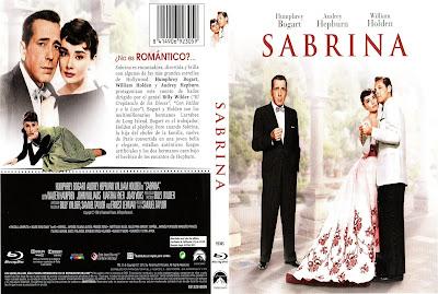 Carátula dvd: Sabrina 1954