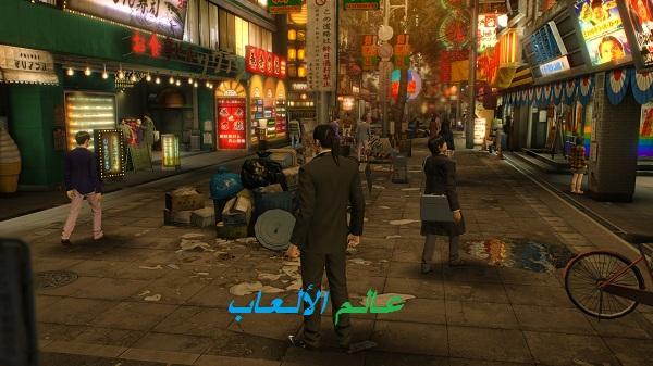 تحميل لعبة Yakuza 0 للكمبيوتر